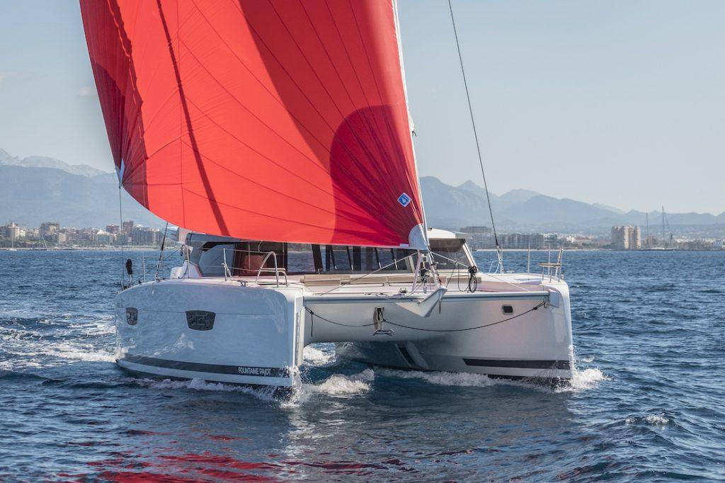 Image du bateau Fountaine Pajot Astréa 42
