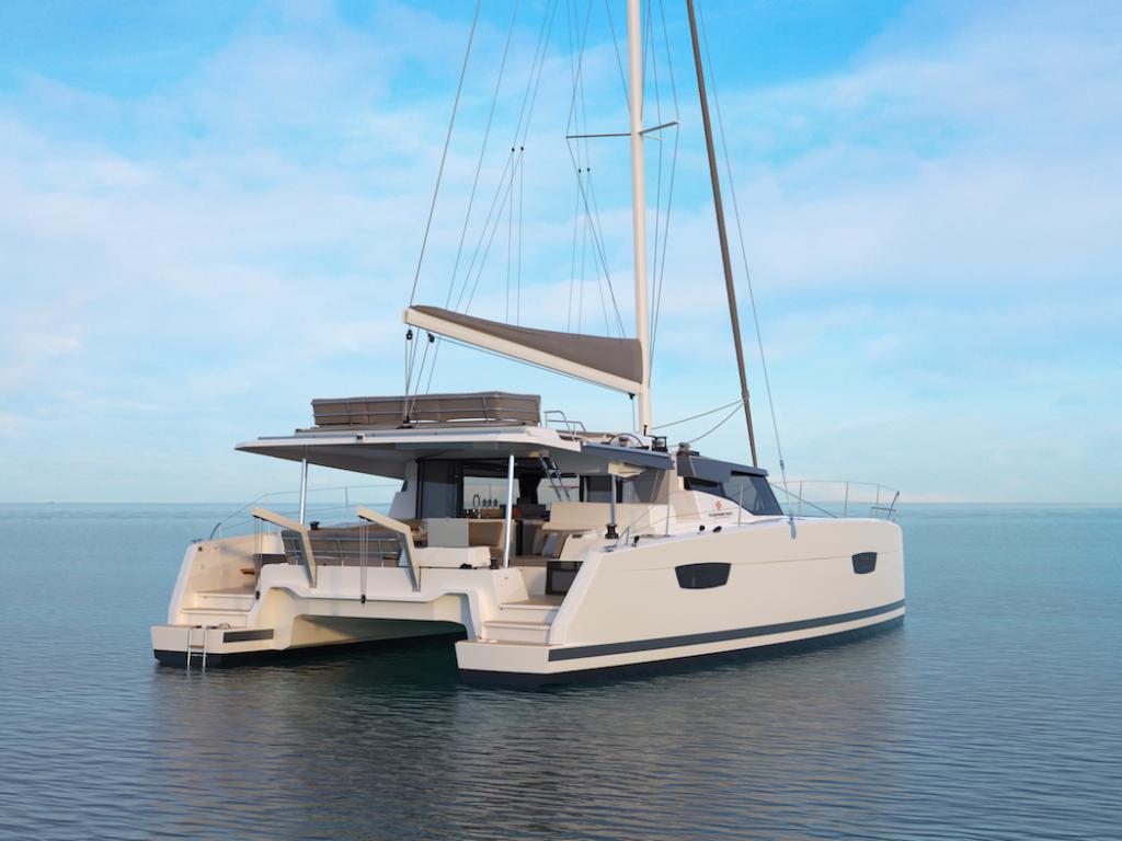 Image du bateau Fountaine Pajot New 45