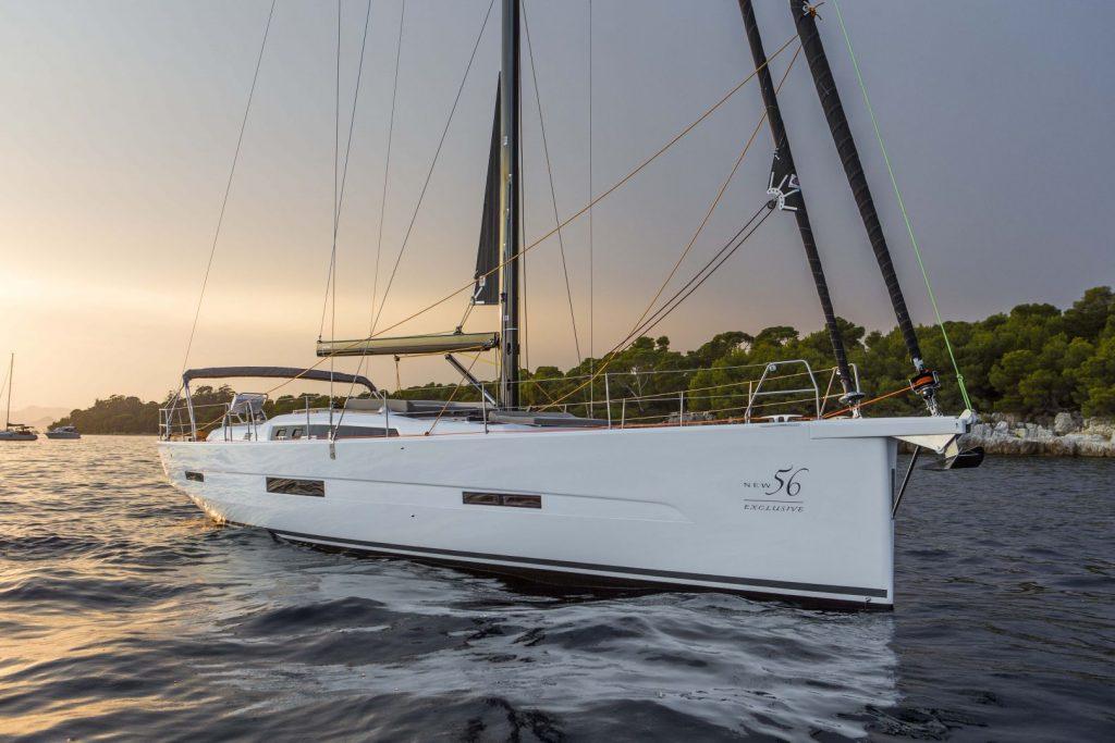 Image du bateau Dufour 56