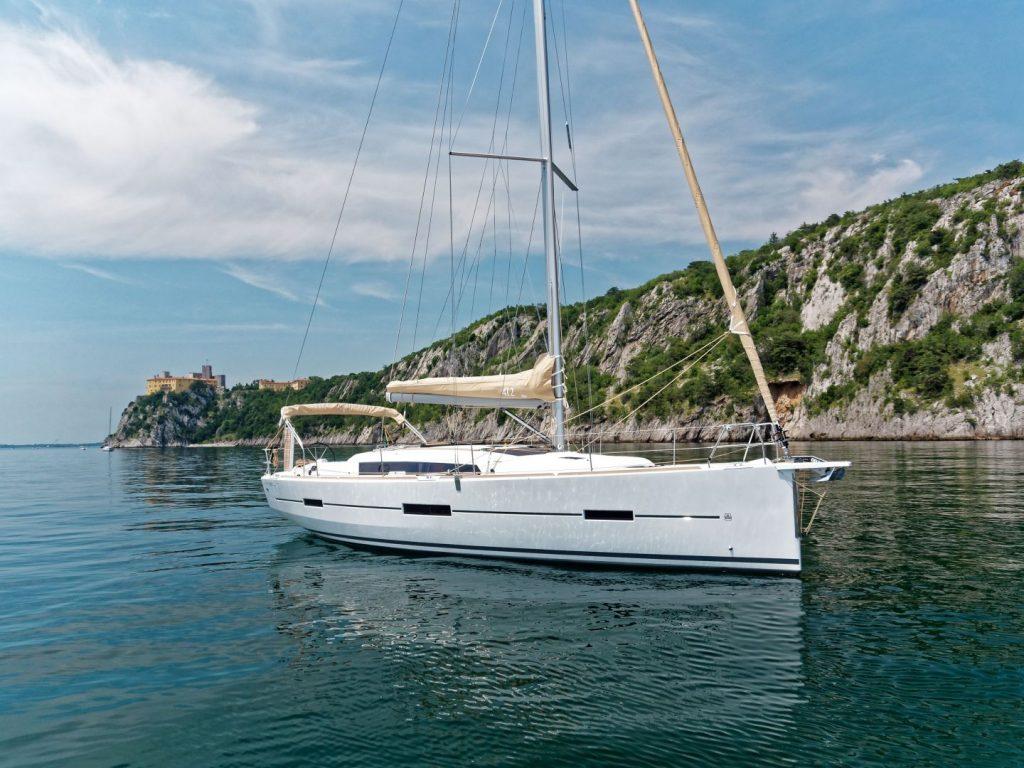Image du bateau Dufour 412