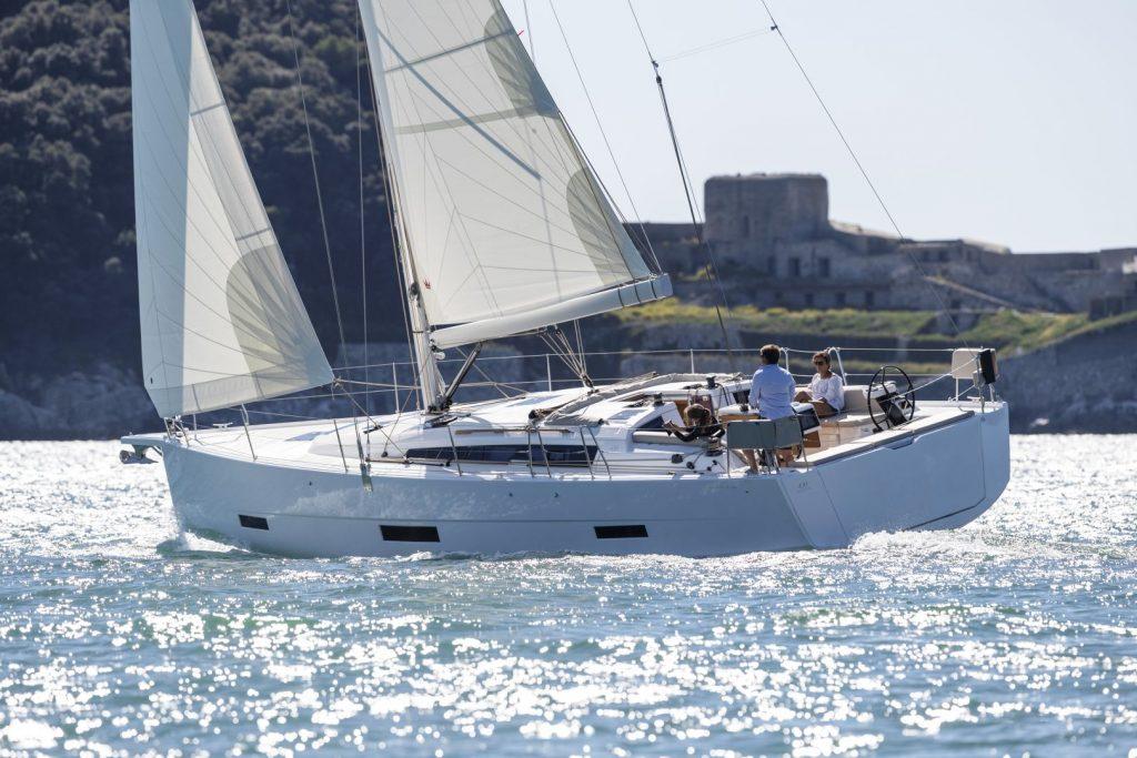 Image du bateau Dufour 430